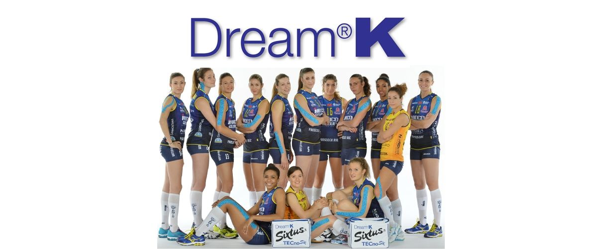 Dream K dames volleybal Italia