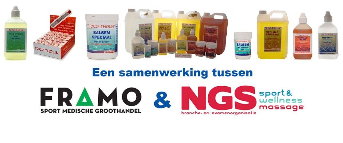 NGS FRAMO sportmassagewebshop.com